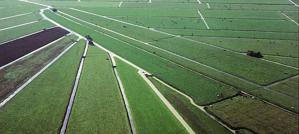 Ronde Hoep Polder Historisch Amstelland